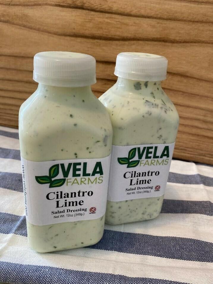 Cilantro Lime Salad Dressing (Fresh)*