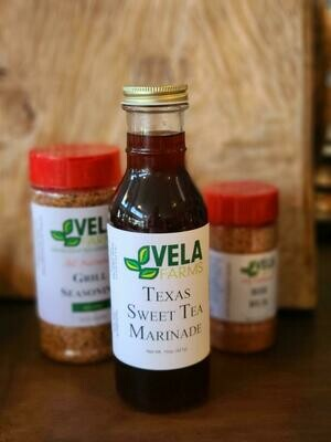 Texas Sweet Tea Marinade
