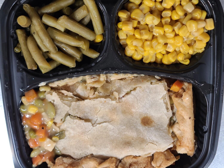 Chicken Pot Pie Meal*(Fresh)