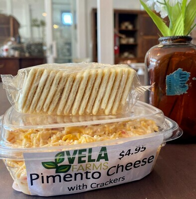 Pimento Cheese with Crackers*