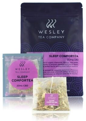 Sleep Comfort Tea 20mg CBD
