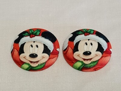 28mm Christmas Mickey Mouse