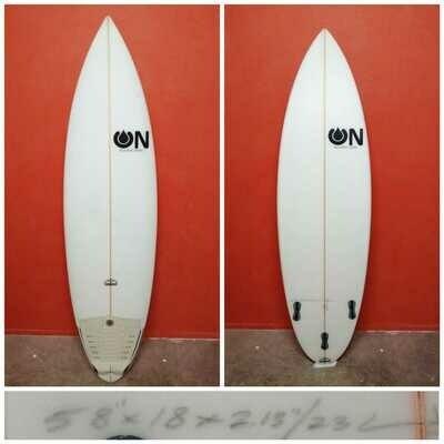 ONboard - 5'8'' / 23 Ltrs