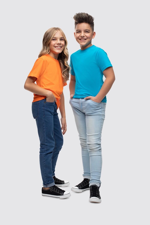 Switcher organic Kids T-Shirt Baolino