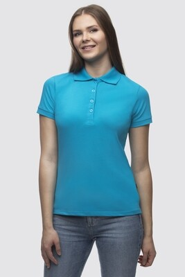 Classic women's piqué polo shirt Switcher Stacy
