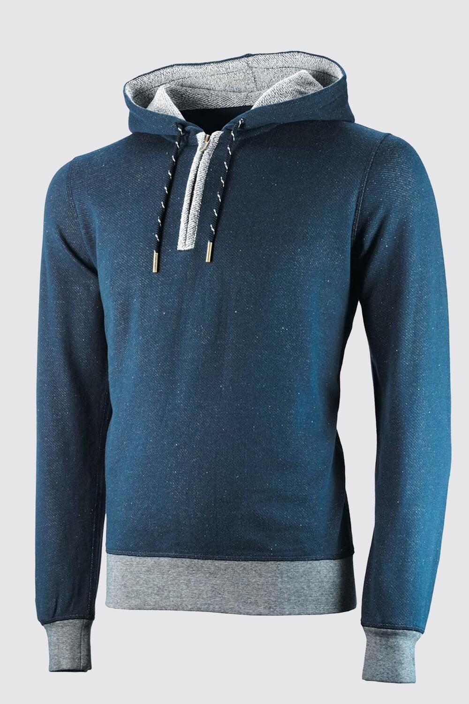 Switcher Hooded Sweatshirt Syros with zip