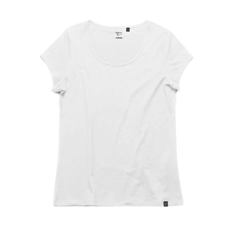 Switcher Modal T-Shirt rundhals Romina