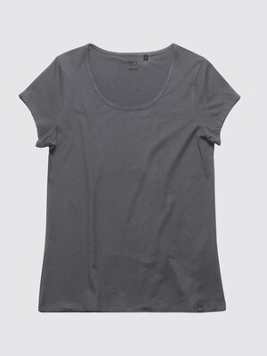 T-Shirt modal Switcher col rond Romina