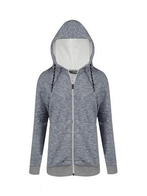 Switcher Hooded Sweatshirt with zip women