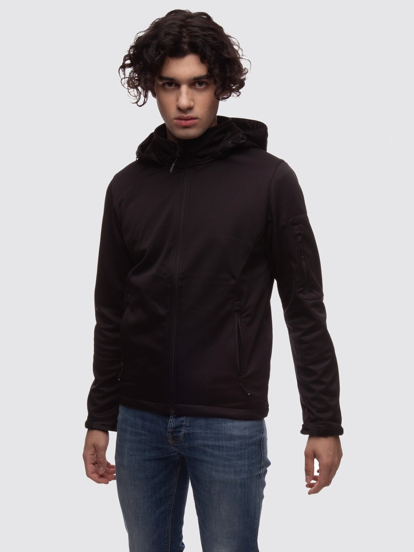 Switcher stretch softshell jacket Riffelberg