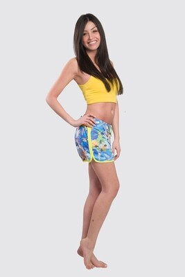 Geelee by Switcher Women's Beach Shorts