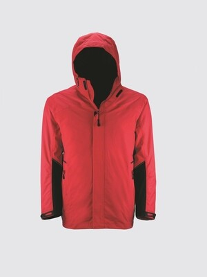 Waterproof, breathable, Switcher 3 in 1 jacket Eiger