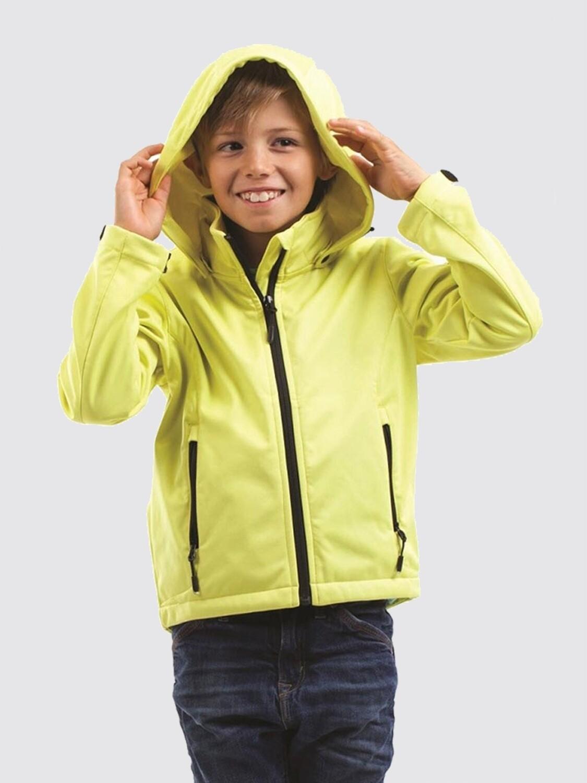 Switcher stretch softshell jacket Momatt Kids