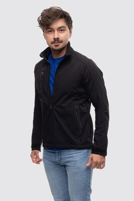 Switcher men's softshell jacket Weisshorn