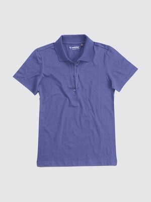 Classic women's jersey polo Switcher Aloe