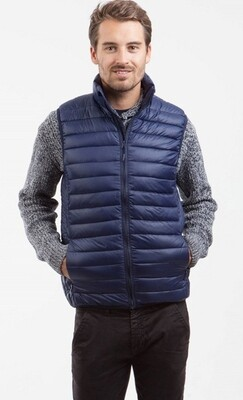 Switcher Light down vest Brachko