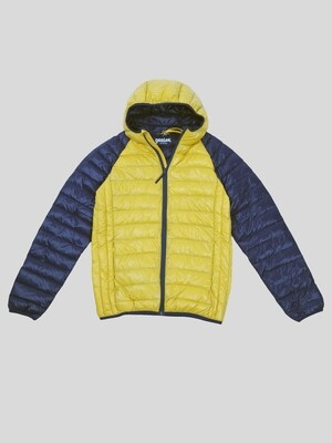 Switcher Light down Jacket Geelee