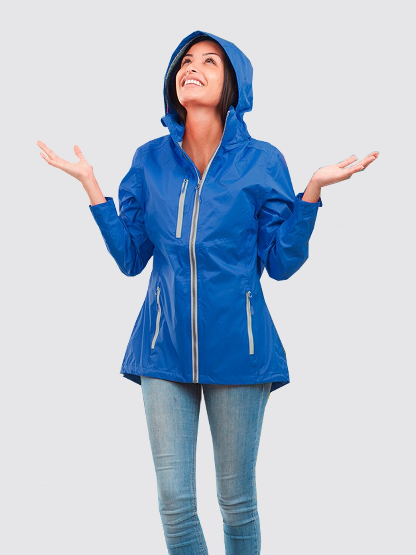 Waterproof functional Switcher women jacket Casana