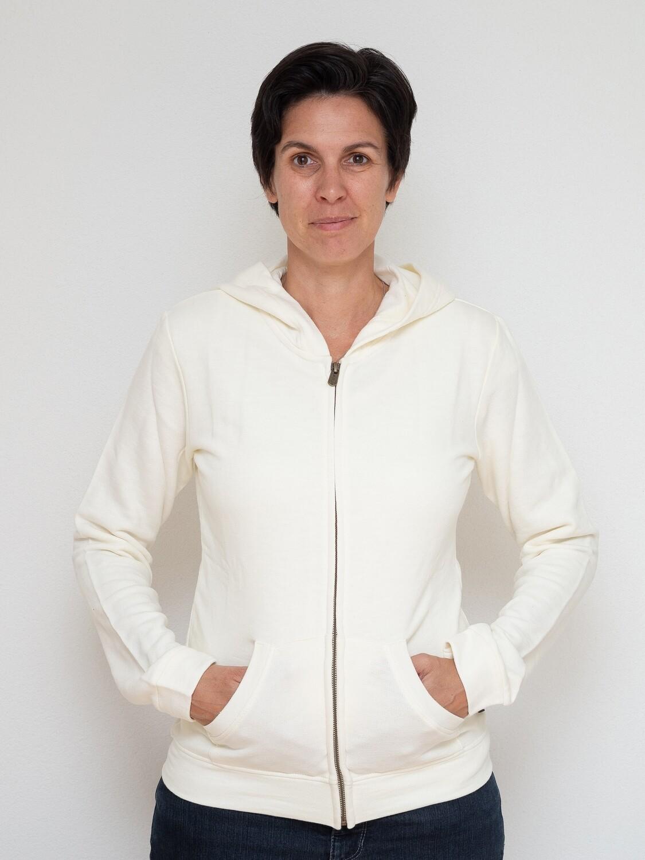Switcher Hooded Sweatshirt with zip women Thiana