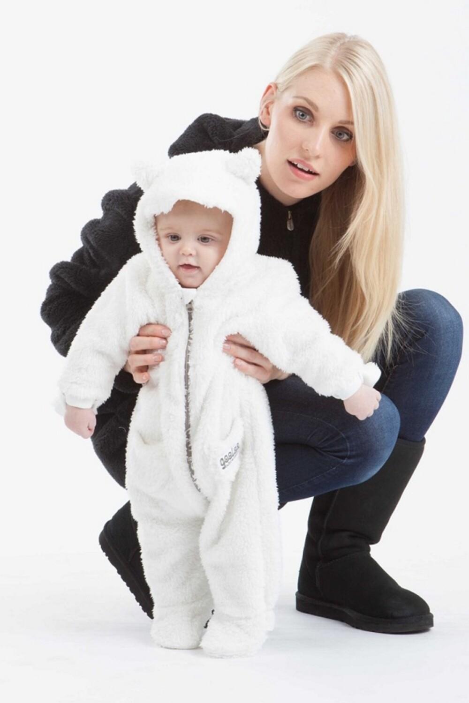 """""""Geelee"""" Baby jumpsuit - Bay Bear"""
