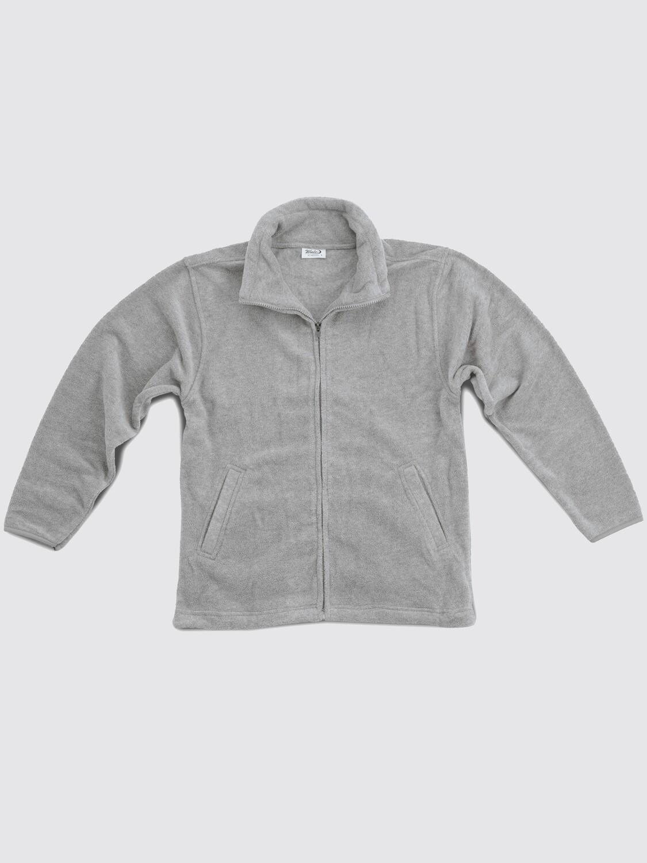Men's fleece jacket Whale