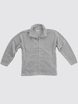 Men's fleece jacket Whale