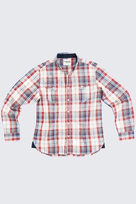 Switcher Fashion Checked Shirt long sleeve Gabriel