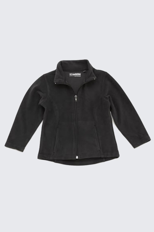Switcher Kids (Girl) polar fleece jacket, Violette