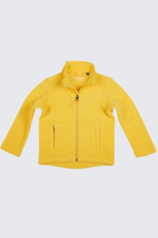 Switcher Kids polar fleece jacket, Leysin
