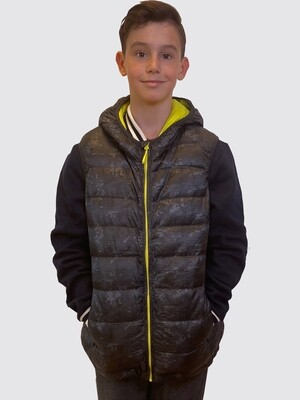 Switcher Light children's down gilet Malakoff II
