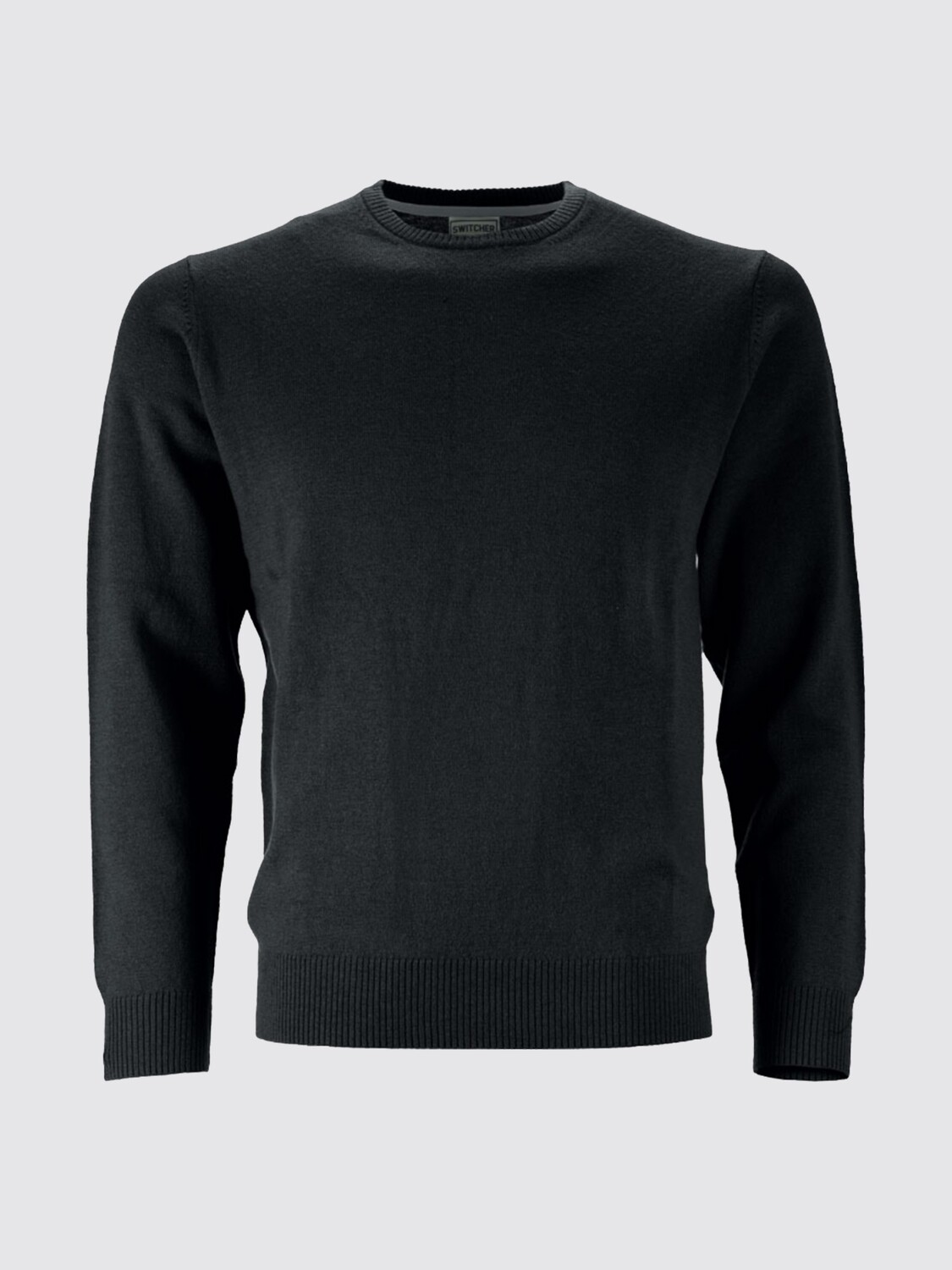 ​Switcher roundneck knitted sweater
