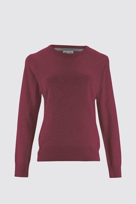 ​Switcher round-neck women knitted sweater Liv