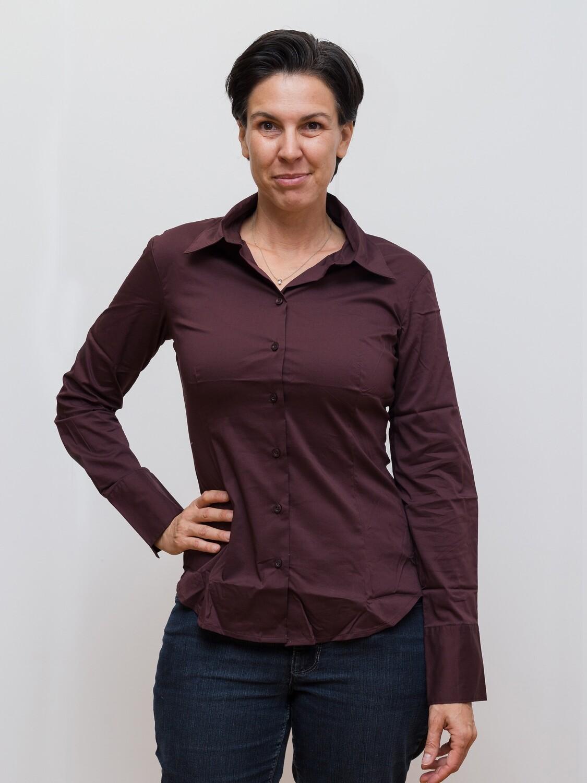 Switcher women's stretch Shirt long sleeve Katia