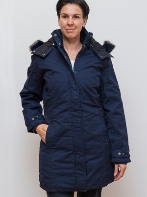 Switcher ladies quilted coat Yana