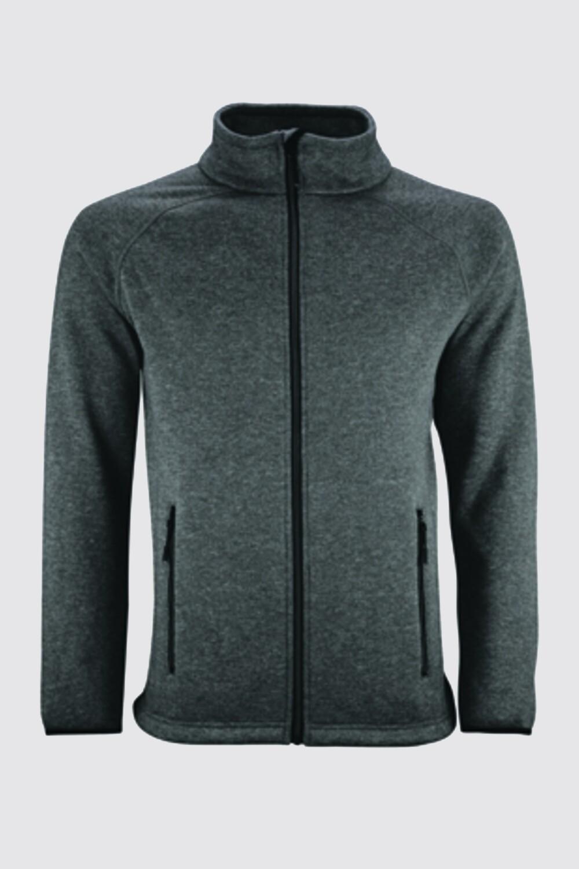 Switcher sweater jacket Spitz with fur