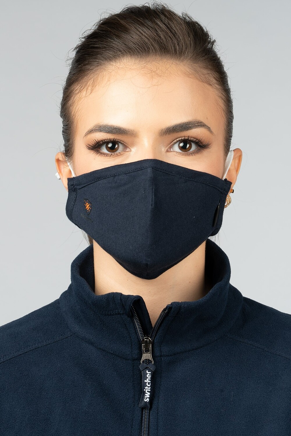 Viroarmour Switcher 3-layer washable mask powered by HeiQ Viroblock