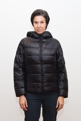 Warm Switcher ladies down jacket, with hood Rada