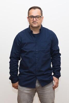 Switcher Men's Vintage Shirt Gary