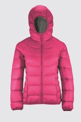 Warm Switcher ladies down jacket, Natalis III