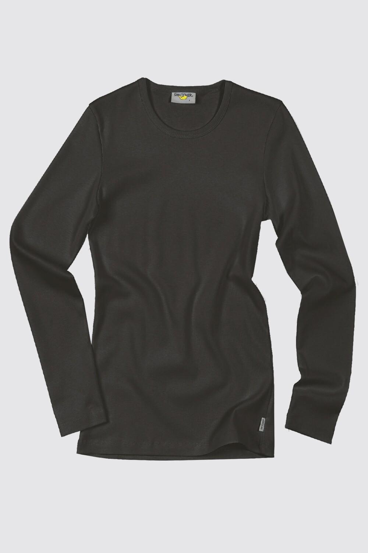 Classic women's rib T-shirt longsleeve Switcher Tisha
