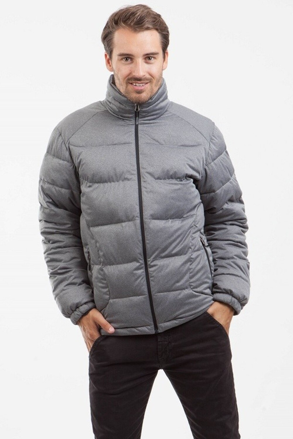 Warm switcher quilted jacket First class