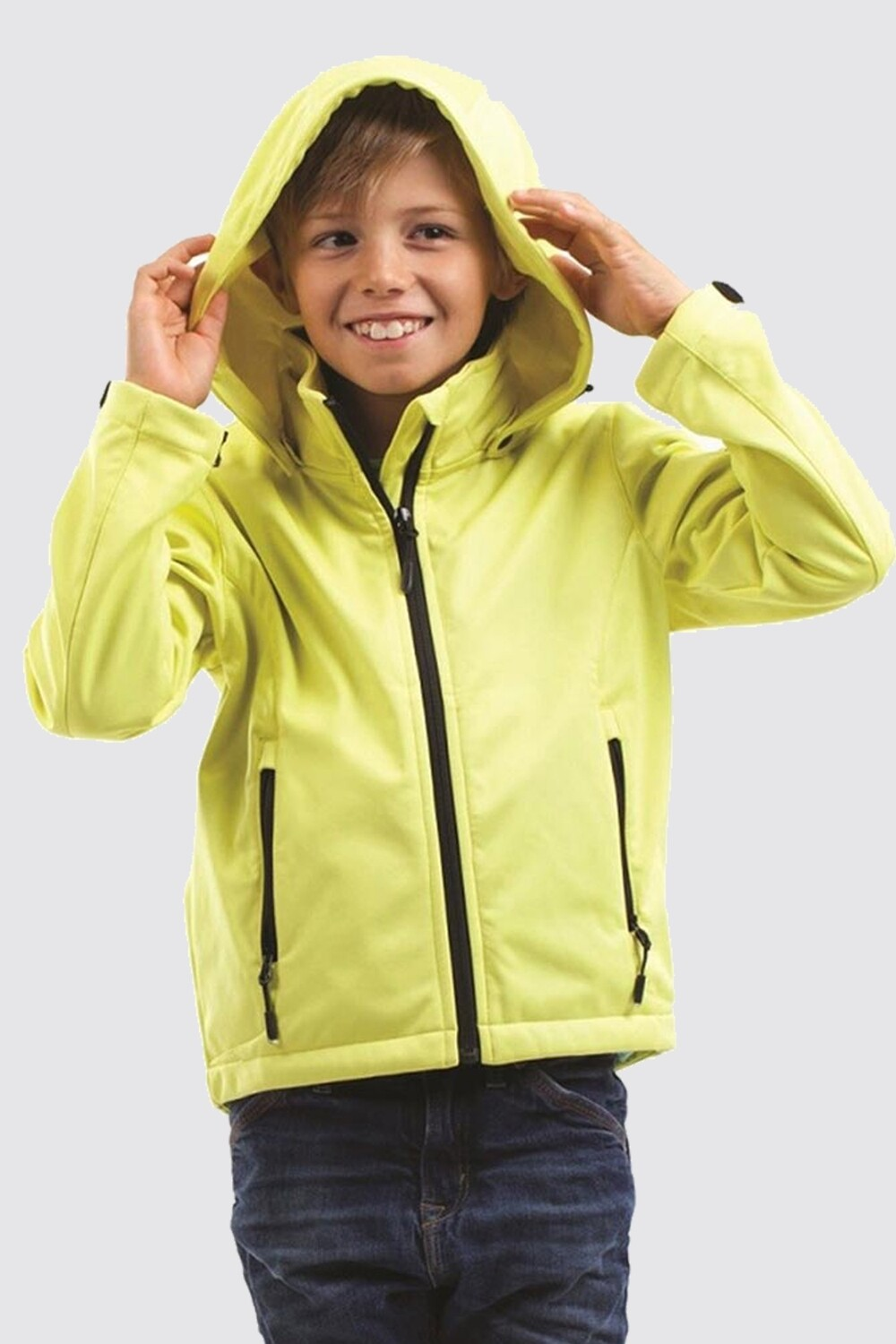 Switcher stretch softshell jacket Momatt Kids