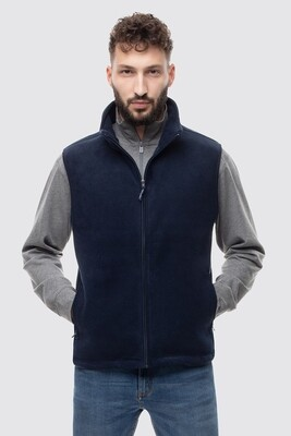 Switcher men's fleece vest, Cortina