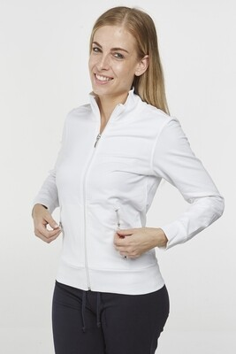 Women's sweat jacket stretch Switcher Mia
