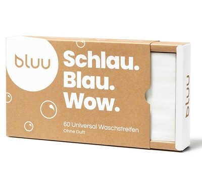 bluu 60 universal washing strips without smell
