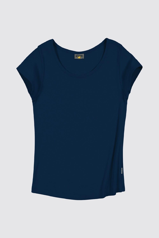 Ladies Boat Neck T-Shirt Lena