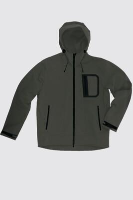 Switcher giacca softshell con cappuccio da uomo Mont Blanc
