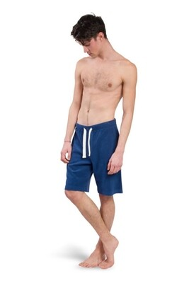Switcher Bermuda shorts in terry cloth