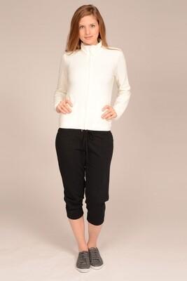 Switcher women's stretch fleece jacket Vesuve