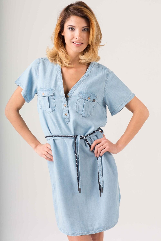 Switcher women's dress from Tencel